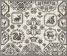 Image result for Free Quaker Cross Stitch Patterns