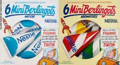 Berlingots au lait concentré sucré Nestlé