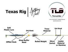 Texas Rig Diagram