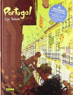 PORTUGAL.Cyril Pedrosa. Simon Muchat es un dibujante de cómics en plena crisis. Después del éxito de su primer libro, sufre un bloqueo que le impide volver a escribir. Este bloqueo lo está destruyendo todo: su trabajo, su vida personal, sus ilusiones...  [Imagen tomada de http://www.amazon.es/PORTUGAL-C%C3%93MIC-EUROPEO-Cyril-Pedrosa/dp/8467908882/ref=sr_1_1?ie=UTF8&qid=1389440373&sr=8-1&keywords=cyril+pedrosa