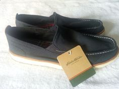 Check out New Eddie Bauer Men shoes size 10.5  #EddieBauer #LoafersSlipOns http://www.ebay.com/itm/New-Eddie-Bauer-Men-shoes-size-10-5-/141458406881?roken=cUgayN&soutkn=EWkCoG via @eBay