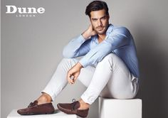 DUNE LONDON S/S 2015 (Various Campaigns).    Nino Munoz - Photographer.   Goncalo Teixeira - Model.