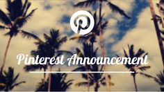 Very cool! // Pinterest: the Ultimate Discovery Engine to Find & Save the Things You Love #guidedsearch