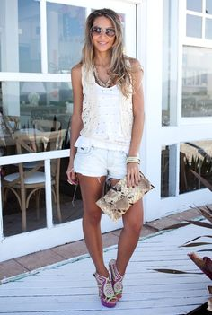 Her style is so me!!! :)