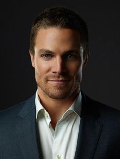 Stephen Amell...Christian Grey??