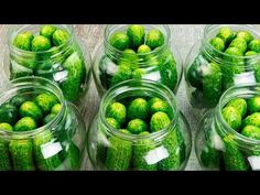 Top 5, Preserves, Pickles, Cucumber, Vodka, Food And Drink, Appetizers, Vegetables, Cooking