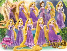 Rapunzel Evolution by fenixfairy on DeviantArt Disney Rapunzel, Princess Rapunzel, Disney Princess Dresses, Princesa Disney, Arte Disney, Disney Frozen Elsa, Disney Magic, Disney Art, Disney Cartoon Characters