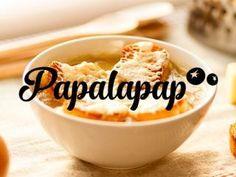 Supa de ceapa gratinata (reteta video)