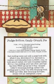 Paper Cottage: Recipe Kit to Go for week of 12/30/2013