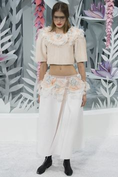 Chanel Spring/Summer 2015 Couture Collection | British Vogue