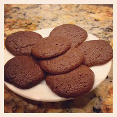 Low Cal So Cal Girl: Tested Low-Calorie Recipe: Nutella Cookie Bites