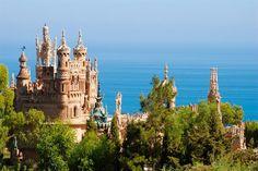 Château de Benalmadena, Malaga - Costa del Sol (Espagne)