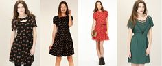Short Sleeve Dresses, Dresses With Sleeves, Hunting, Bag, Shoes, Fashion, Moda, Zapatos, Sleeve Dresses