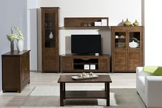 MALAGA SZYNAKA Living room furniture set. It is an economical solution for those who want to decorate their interiors interesting and inexpensively. Polish Szynaka Modern Furniture Store in London, United Kingdom #furniture #polish #szynaka #livingroom