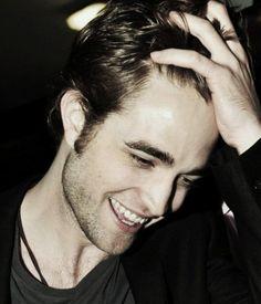 Not a Twilight fan, but he is a looker