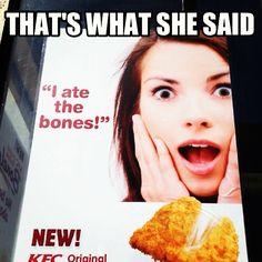 #iatethebones #KFC