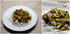 Proprepiaf: Vepřové s brokolicí