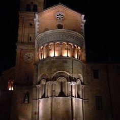 Duomo di Fidenza - Instagram by vittoguida