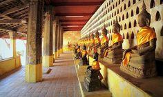 Wat Si Saket, Vientián, Laos
