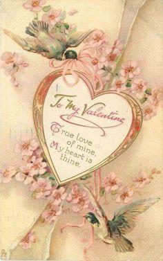 My Funny Valentine, Valentine Images, Valentines Greetings, Vintage Valentine Cards, Valentines Gifts For Boyfriend, Valentine Day Love, Vintage Greeting Cards, Valentine Day Cards, Vintage Postcards