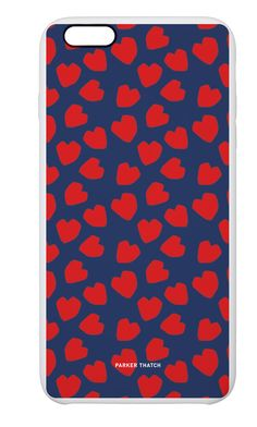 scatter hearts from Parker Thatch Dress Your Tech, Iphone 6, Hearts, Phone Cases, Phone Case