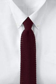 Land's End has awesome knit silk ties.  Currently on sale for $29.97 down from 59.50