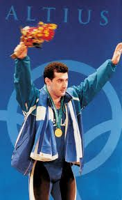 Kakhi Kakhiasvili Weightlifting