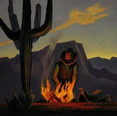 ed mell paintings | Visit overlandgallery.com