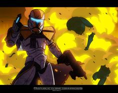 The second of a four clone commandos for Jason F! Jason described his idea of doing some lesser known commandos, and I knew the project would be right u. Commish - RCC - Series I - HOPE 4 Star Wars Clone Wars, Star Wars Art, Starwars, Star Wars Commando, Guerra Dos Clones, Republic Commando, Sketch Tattoo Design, Star Wars Drawings, Pokemon