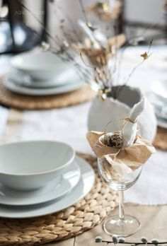 EASTER TABLE by #agnethahome