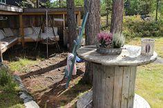 Landliv med sjel og sjarm: En høstdag i hagen Outdoor Decor, Home Decor, Decoration Home, Room Decor, Interior Design, Home Interiors, Interior Decorating