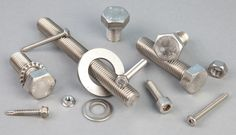 Jolly Metal Products is one of the leading Stainless Steel Manufacturers in India. It produces the Stainless Steel Fasteners of every possible size with great quality to provide safety to the steel machines at cheapest available prices. Stainless Steel Fasteners, Studs, Metal, Accessories, Products, Spikes, Ear Gauge Plugs, Beauty Products