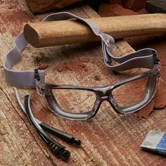 84e01a88df Garrett Wade Dual-Function Safety Glasses Hand Tools