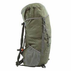 Mochila De Viaje Mission Peak Verde Montañismo Envío Gratis! -   590.00 en Mercado  Libre c0a608aed8ba0