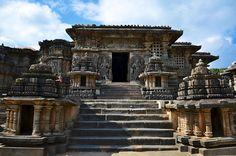 Hoysaleswara Temple, Karnataka