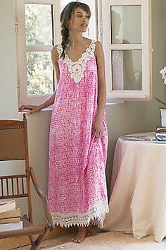 Women Summer Love Gown