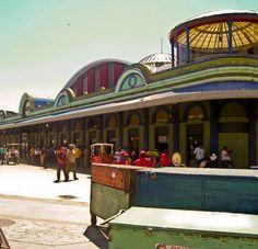 Centro de Arte de Maracaibo Lía Bermudez. Antiguo Mercado Principal ...