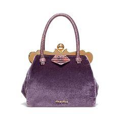 OOOK - Miu Miu - Bags Spring-Summer, miu miu, purses, borse, сумки, miu miu bag, summer handbags, summer purses and purple purse