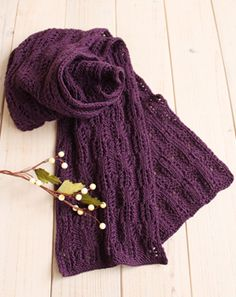 かぎ針編みマフラーの編み図 参考用☆色にこだわりたい大人のシンプルマフラー                                                                                                                                                                                 もっと見る
