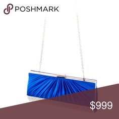Coming soon! Blue jeweled crossbody/ clutch COMING SOON!! Expected date of posting- 8/15.  Availability: 2  🚫Current price is not what this will be listed at. Please like this listing to be notified of its arrival 🚫 Bags Clutches & Wristlets