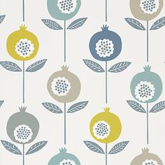 Buy Scion Pepino Wallpaper Online at johnlewis.com