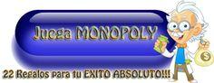 Juega Monopoly777 - 22 Regalos para tu EXITO ABSOLUTO