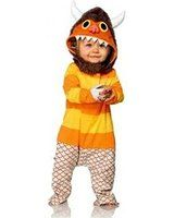 Infant Where The Wild Things Are Baby Carol Costume 12-18 Months