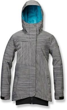 fab400f5ae3 Roxy Bring It On Insulated Jacket - Women s