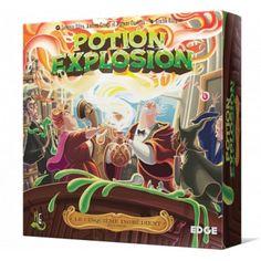Extension Potion Explosion Le cinquième ingrédient