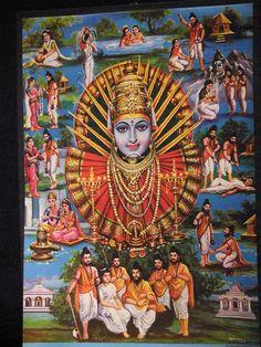 India Renuka / Yellamma | China and India english Renuka … | Flickr