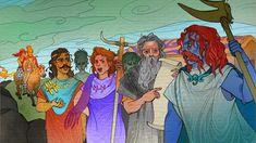 Interactive Stories, Dragon, King, Image, Dragons