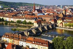 Würzburg, a Town on Germany's Romantic Road