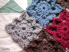 yarnaway: a crochet scrapbook: falling out of love