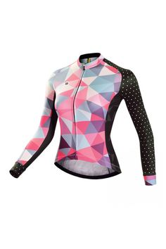b713e48f49f 2016 Womens Best Looking Summer Long Sleeve Bike Jersey Online Sale